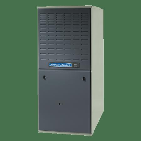 American Standard Silver 80h gas furnace.