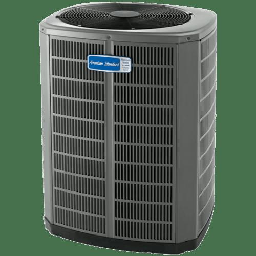 American Standard Platinum 20 heat pump.