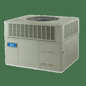 American Standard Silver 13 Packaged Heat Pump System.