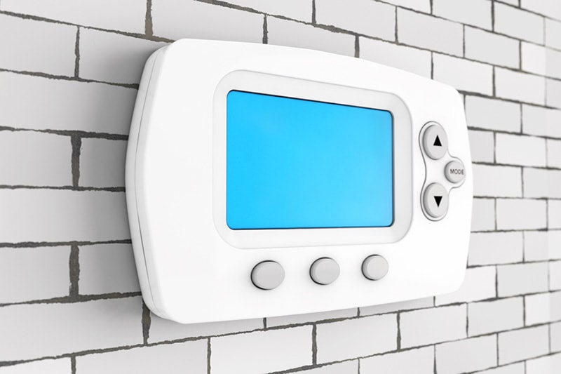 Why Is My Thermostat Blank?